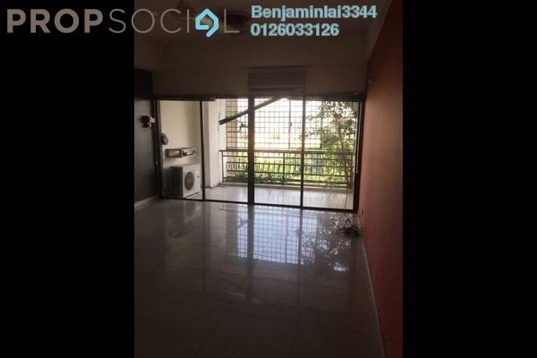 For Rent Condominium at Antah Tower, Dutamas Freehold Semi Furnished 3R/3B 2k