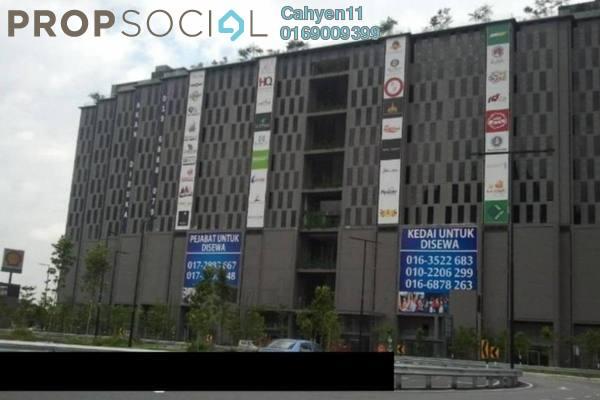 For Rent Shop at One City, UEP Subang Jaya Freehold Unfurnished 0R/0B 1.8k