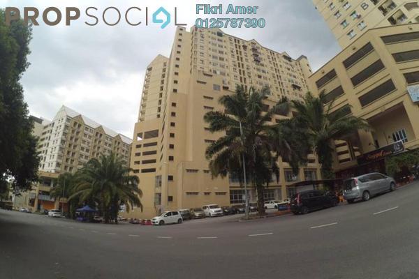 For Sale Apartment at Ukay Perdana, Ukay Freehold Unfurnished 3R/2B 270k