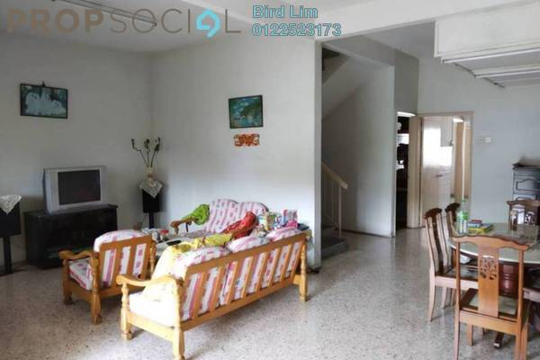 For Sale Terrace at Salak South Garden, Sungai Besi Freehold Semi Furnished 4R/3B 806k