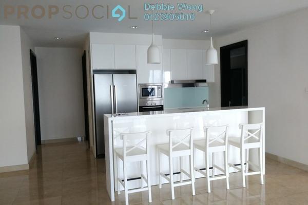 For Rent Condominium at 11 Mont Kiara, Mont Kiara Freehold Semi Furnished 4R/4B 10.5千