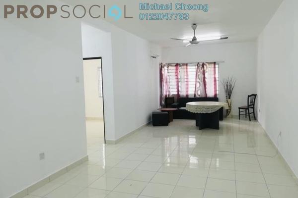 For Rent Condominium at Koi Kinrara, Bandar Puchong Jaya Freehold Unfurnished 3R/2B 1.2k