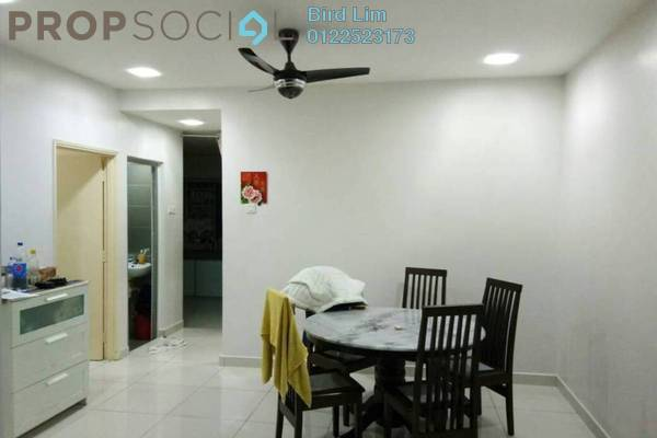 For Sale Terrace at Pandan Indah, Pandan Indah Freehold Semi Furnished 3R/2B 538k