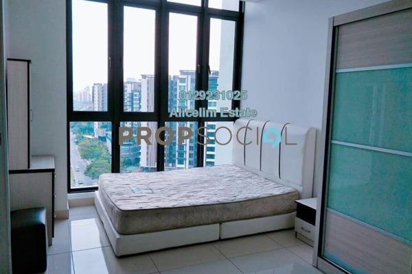 For Rent Condominium at H2O Residences, Ara Damansara Freehold Fully Furnished 1R/1B 1.3k