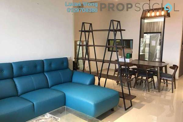 For Rent Condominium at The Rainz, Bukit Jalil Freehold Semi Furnished 5R/4B 3.8k