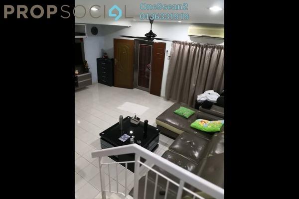 For Sale Terrace at Setia Impian, Setia Alam Freehold Semi Furnished 4R/3B 678k