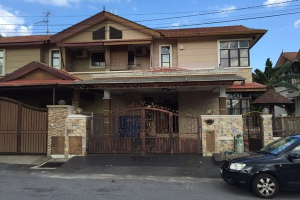 For Sale Semi-Detached at Seksyen 3, Bandar Baru Bangi Leasehold Semi Furnished 5R/5B 1.2m