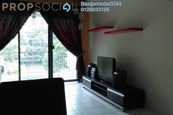 For Rent Condominium at Opal Damansara, Sunway Damansara Freehold Fully Furnished 3R/3B 2k