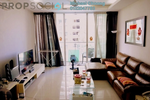 For Sale Condominium at USJ One Avenue, UEP Subang Jaya Leasehold Semi Furnished 3R/2B 580k