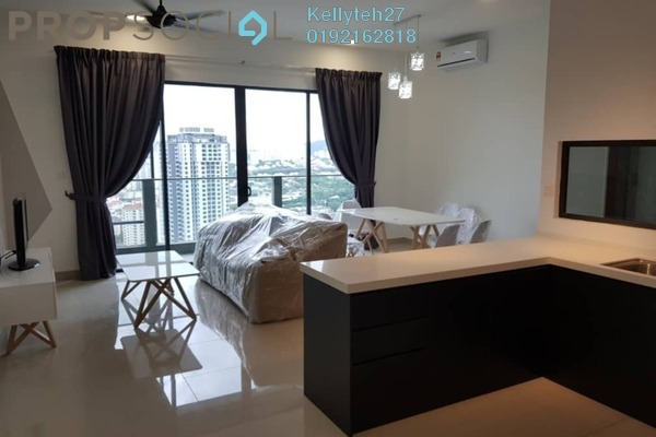 For Rent Condominium at CitiZen, Old Klang Road Freehold Fully Furnished 3R/2B 2.2k