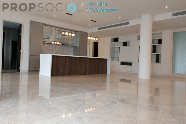 For Sale Condominium at One Menerung, Bangsar Freehold Semi Furnished 3R/5B 3.98m