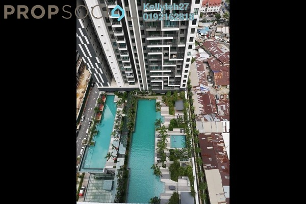 For Rent Condominium at CitiZen, Old Klang Road Freehold Semi Furnished 3R/2B 1.6k