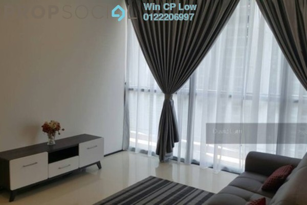 For Rent Condominium at The Fennel, Sentul Freehold Semi Furnished 3R/3B 2.2k