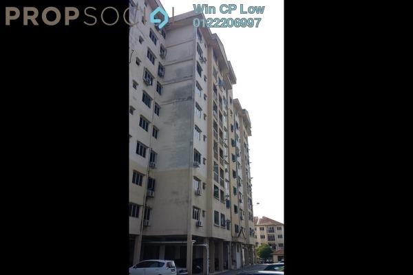 For Rent Apartment at Taman Bukit Kenangan, Kajang Freehold Unfurnished 3R/2B 750translationmissing:en.pricing.unit