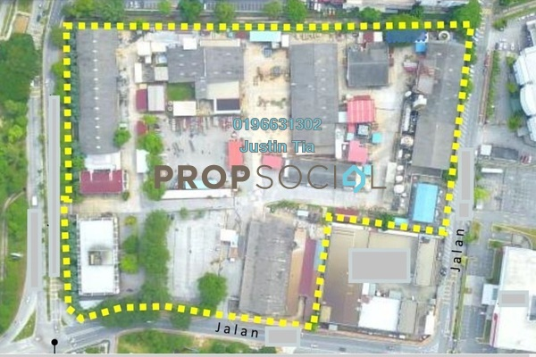For Sale Land at Section 51A, Petaling Jaya Freehold Fully Furnished 0R/0B 135m
