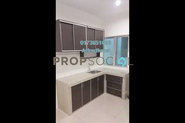For Rent Condominium at DeSkye Residence, Jalan Ipoh Freehold Semi Furnished 3R/2B 1.38k