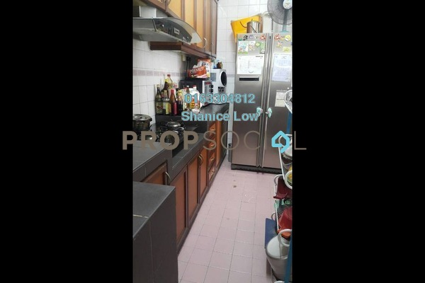 For Sale Apartment at Akasia Apartment, Pusat Bandar Puchong Freehold Semi Furnished 3R/2B 320k