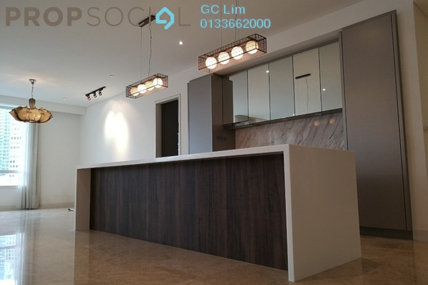 For Rent Condominium at One Menerung, Bangsar Freehold Semi Furnished 3R/4B 13k
