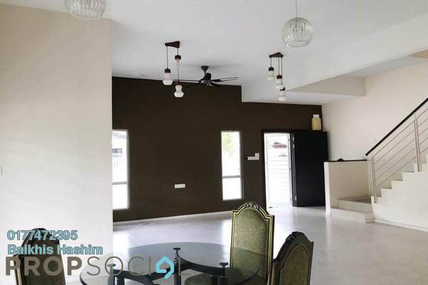 For Rent Semi-Detached at Sunway Alam Suria, Shah Alam Freehold Semi Furnished 4R/3B 2k