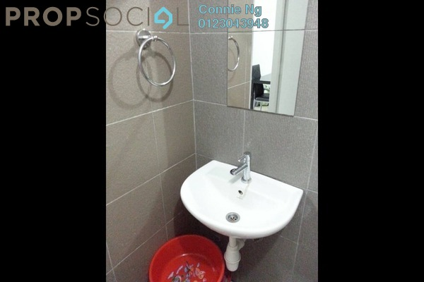 For Rent Serviced Residence at First Subang, Subang Jaya Freehold Fully Furnished 0R/1B 1.7k