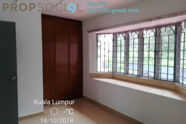 For Rent Terrace at Taman Sri Sinar, Segambut Freehold Unfurnished 3R/3B 1.5k