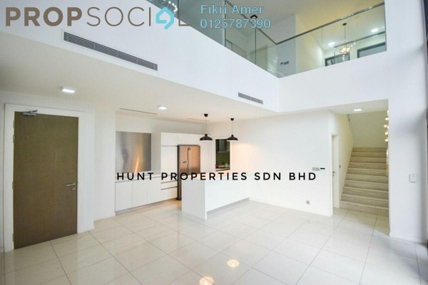 For Sale Condominium at M City, Ampang Hilir Freehold Semi Furnished 4R/3B 2.1m