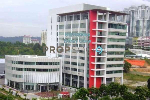 For Rent Office at Menara KLK, Mutiara Damansara Freehold Semi Furnished 0R/0B 13.5k