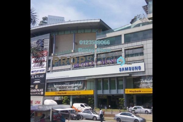 For Rent Office at Wisma Bentley Music, Mutiara Damansara Freehold Semi Furnished 0R/0B 16.5k