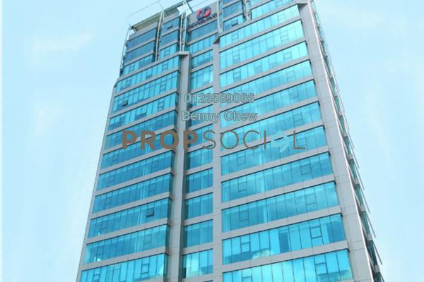 For Rent Office at Menara Mudajaya, Mutiara Damansara Freehold Semi Furnished 0R/0B 15k