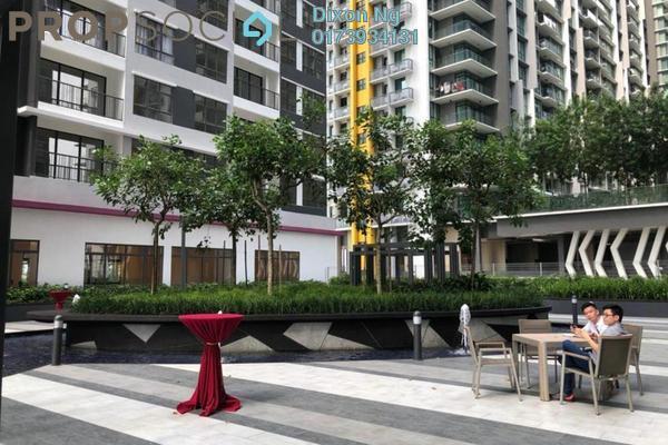 For Sale Condominium at Casa Green, Bukit Jalil Freehold Semi Furnished 3R/3B 530k