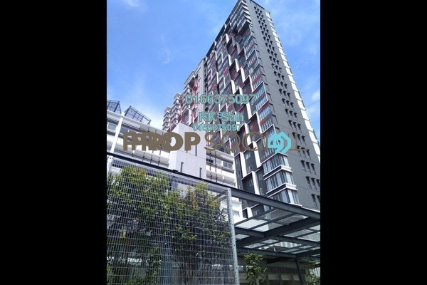 For Sale Condominium at Elevia Residences, Bandar Puchong Utama Freehold Unfurnished 3R/2B 628k