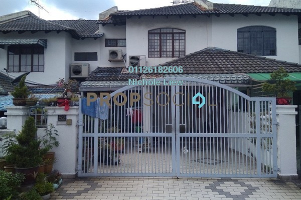 For Sale Link at Taman Sri Bahagia, Cheras South Freehold Semi Furnished 4R/3B 499k