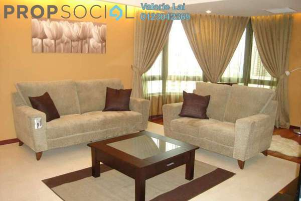 For Sale Condominium at i-Zen Kiara II, Mont Kiara Leasehold Fully Furnished 5R/3B 1.12m