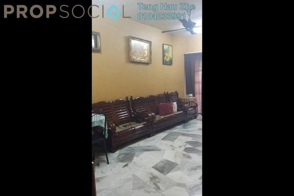 For Sale Terrace at Avani, Bandar Bukit Raja Freehold Semi Furnished 3R/2B 460k