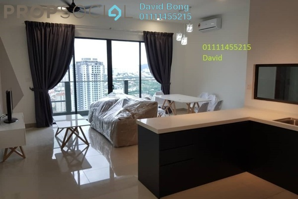 For Rent Condominium at CitiZen, Old Klang Road Freehold Fully Furnished 3R/2B 2.1k
