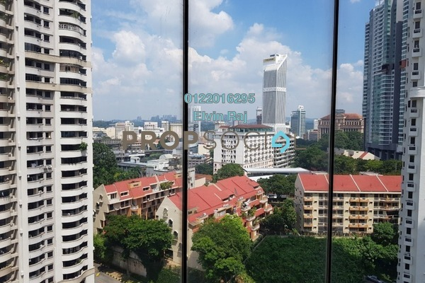 For Sale Condominium at Mutiara Villa, Bukit Ceylon Freehold Semi Furnished 7R/6B 3.9m