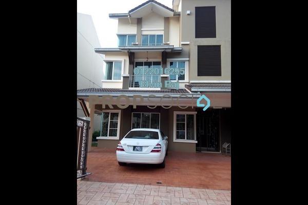 For Sale Semi-Detached at Hijauan Residence, Batu 9 Cheras Freehold Semi Furnished 5R/4B 1.7m