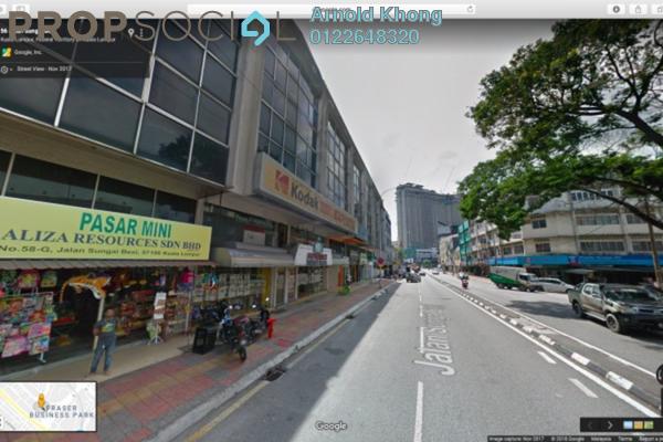 For Rent Shop at Jalan Sungai Besi, Kuala Lumpur Freehold Unfurnished 0R/0B 4.95k
