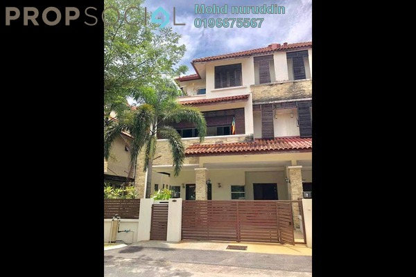 For Sale Semi-Detached at Beverly Heights, Ukay Freehold Semi Furnished 7R/7B 2m