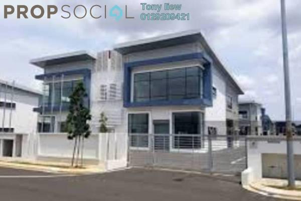 For Rent Factory at Gateway 16, Bandar Bukit Raja Freehold Unfurnished 0R/0B 6k