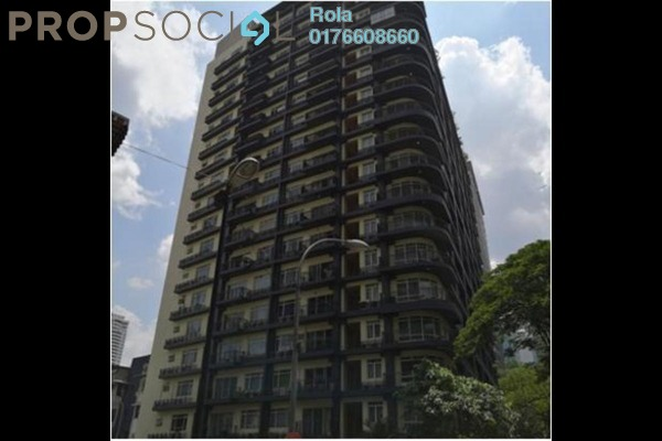 For Sale Serviced Residence at 38 Bidara, Bukit Ceylon Leasehold Unfurnished 0R/0B 635k
