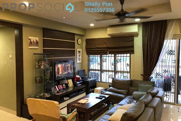 For Sale Condominium at Endah Puri, Sri Petaling Freehold Fully Furnished 3R/2B 568k