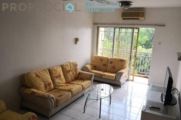 For Rent Apartment at Kinrara Ria, Bandar Kinrara Freehold Fully Furnished 3R/2B 1.3k