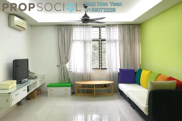 For Sale Townhouse at Park Villa, Bandar Bukit Puchong Freehold Semi Furnished 3R/3B 518k