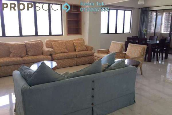 For Sale Condominium at Menara Duta 1, Dutamas Freehold Fully Furnished 4R/4B 1.25m