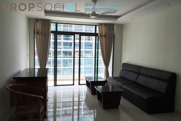 For Rent Condominium at The Z Residence, Bukit Jalil Freehold Semi Furnished 3R/2B 1.75k