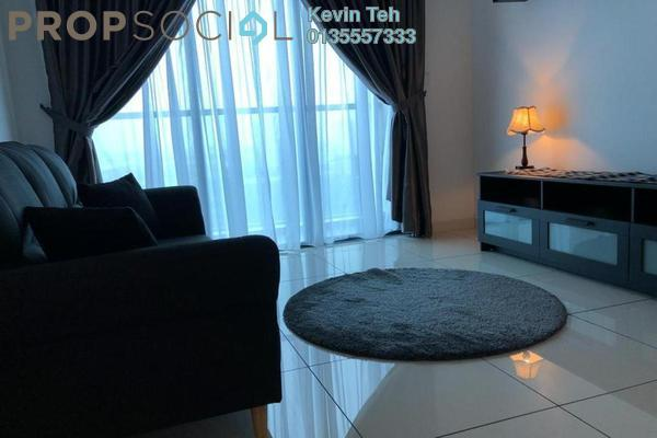 For Sale Condominium at Da Men, UEP Subang Jaya Freehold Fully Furnished 3R/2B 1.2m