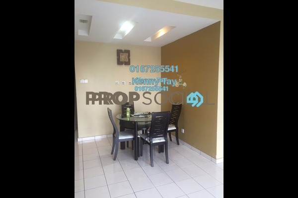 For Sale Condominium at Prima Tiara 2, Segambut Freehold Semi Furnished 3R/2B 395k