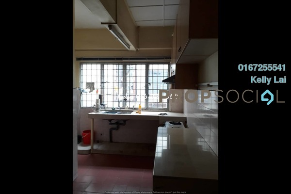 For Sale Apartment at Taman Mastiara, Jalan Ipoh Freehold Semi Furnished 3R/2B 200k