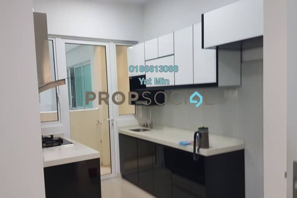 For Sale Condominium at Scenaria, Segambut Freehold Semi Furnished 3R/2B 668k